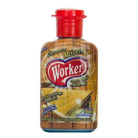 Óleo para Móveis Worker